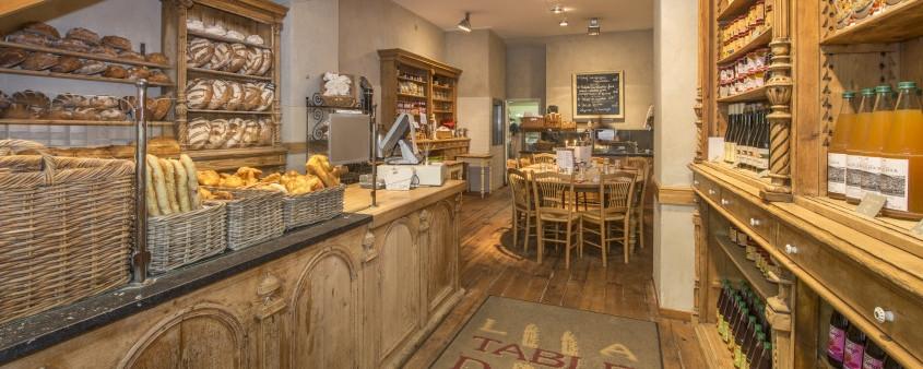 La table du pain gare restaurant luxembourg - Magasin avenue de la gare luxembourg ...
