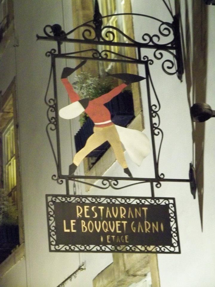 Le bouquet garni restaurant luxembourg - Bouquet garni en cuisine ...