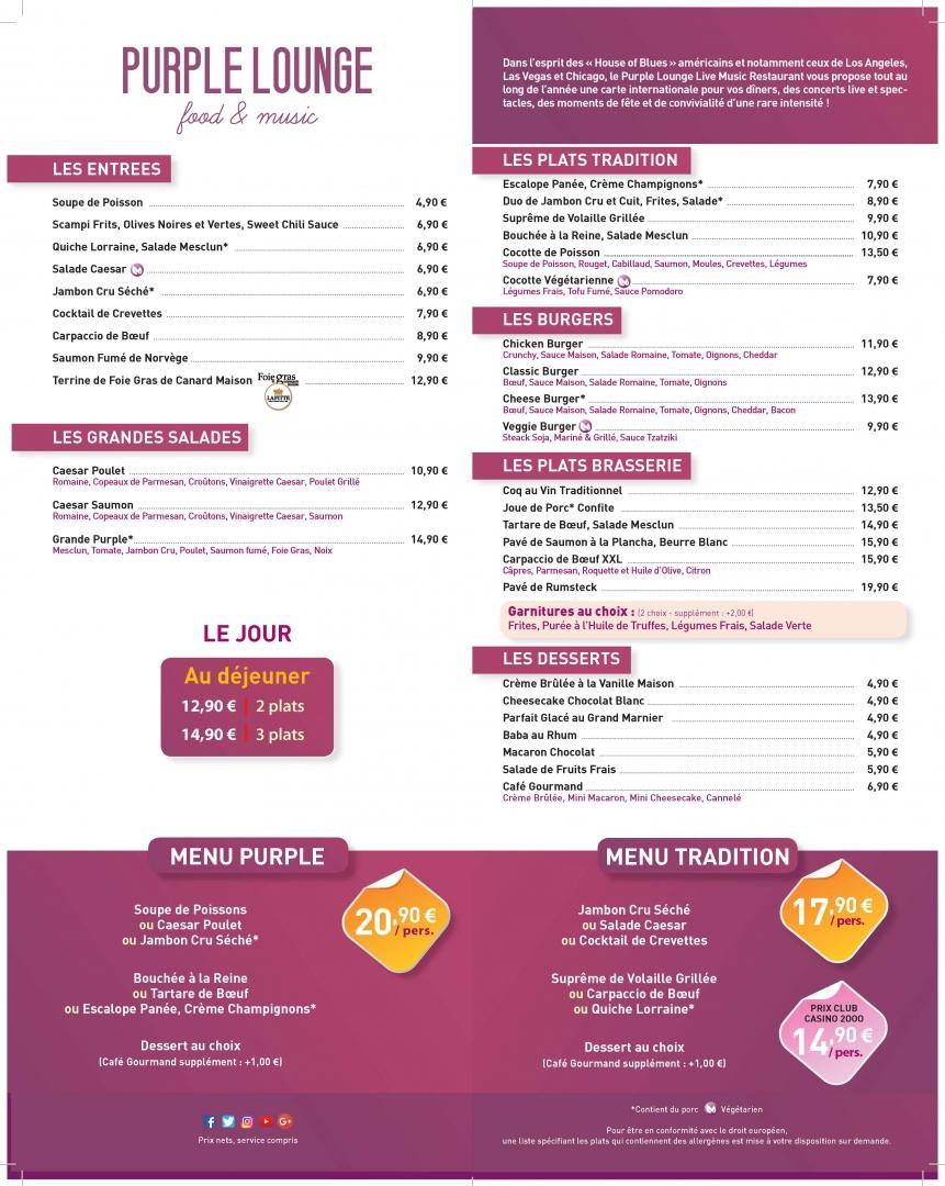 Purple lounge casino 2000 carte slotomania free slot play