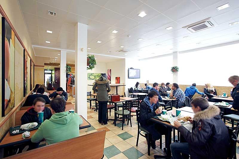 Subway limpertsberg restaurant luxembourg - Cuisine rapide luxembourg ...