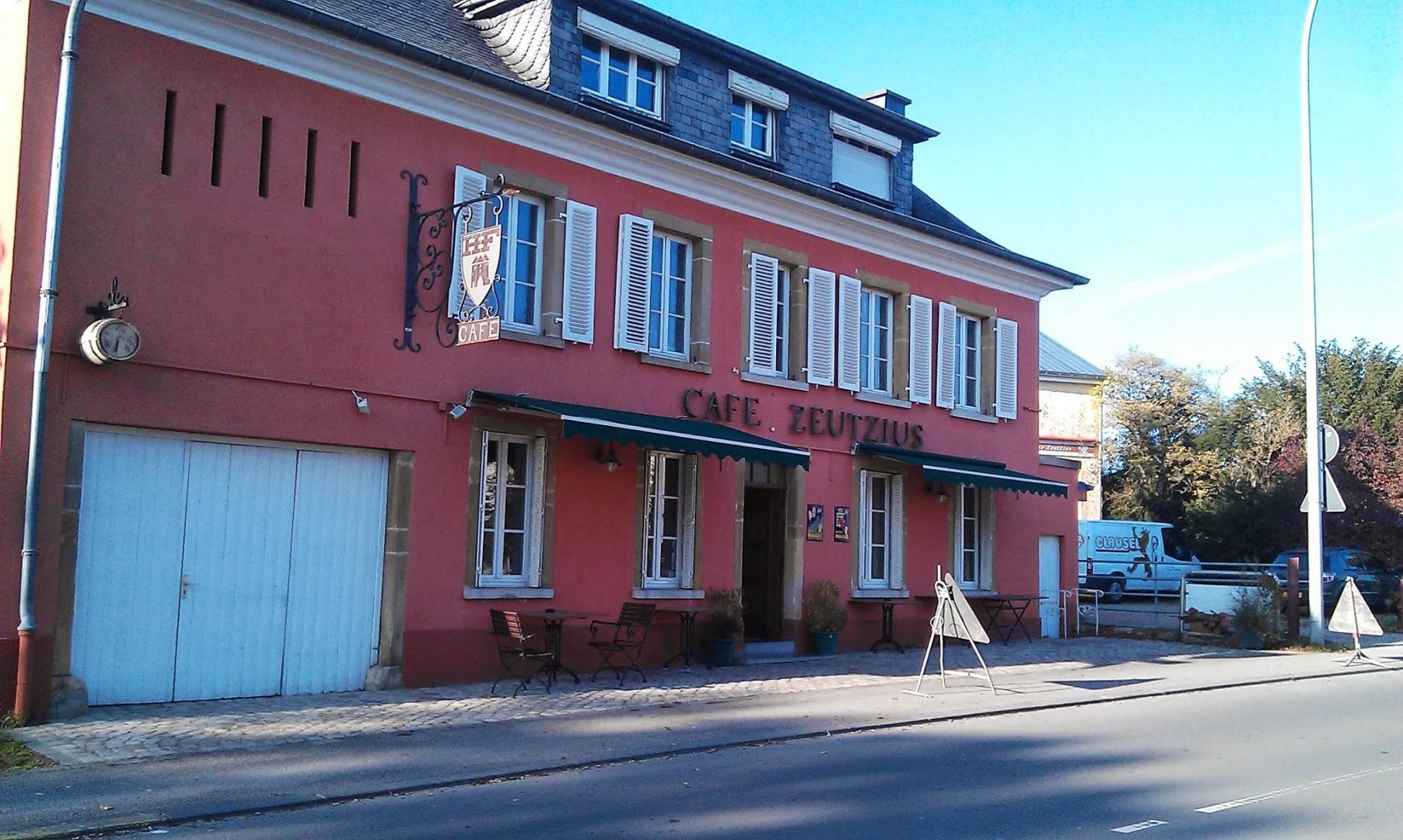 Beim zeutzius restaurant luxembourg - Restaurant rue des bains luxembourg ...