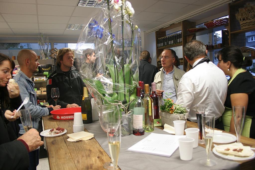 Atelier del gusto restaurant luxembourg for Atelier de cuisine luxembourg