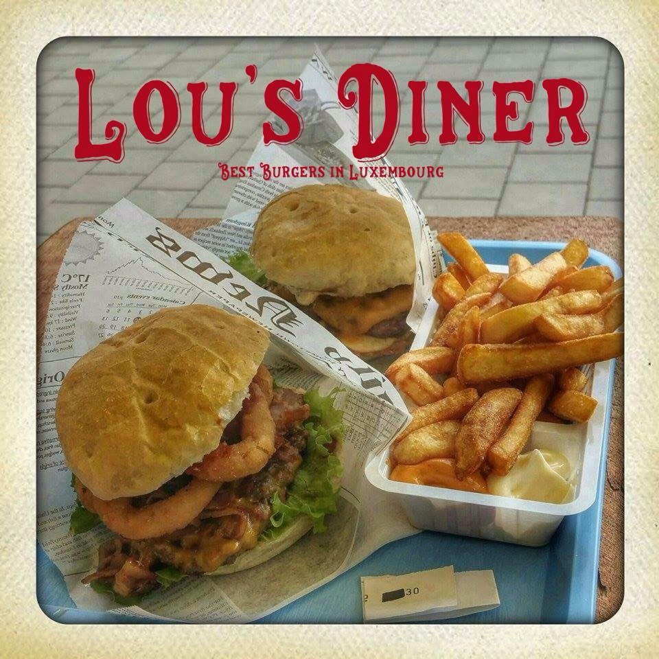 Lou 39 s diner restaurant beidweiler - La cuisine rapide luxembourg ...
