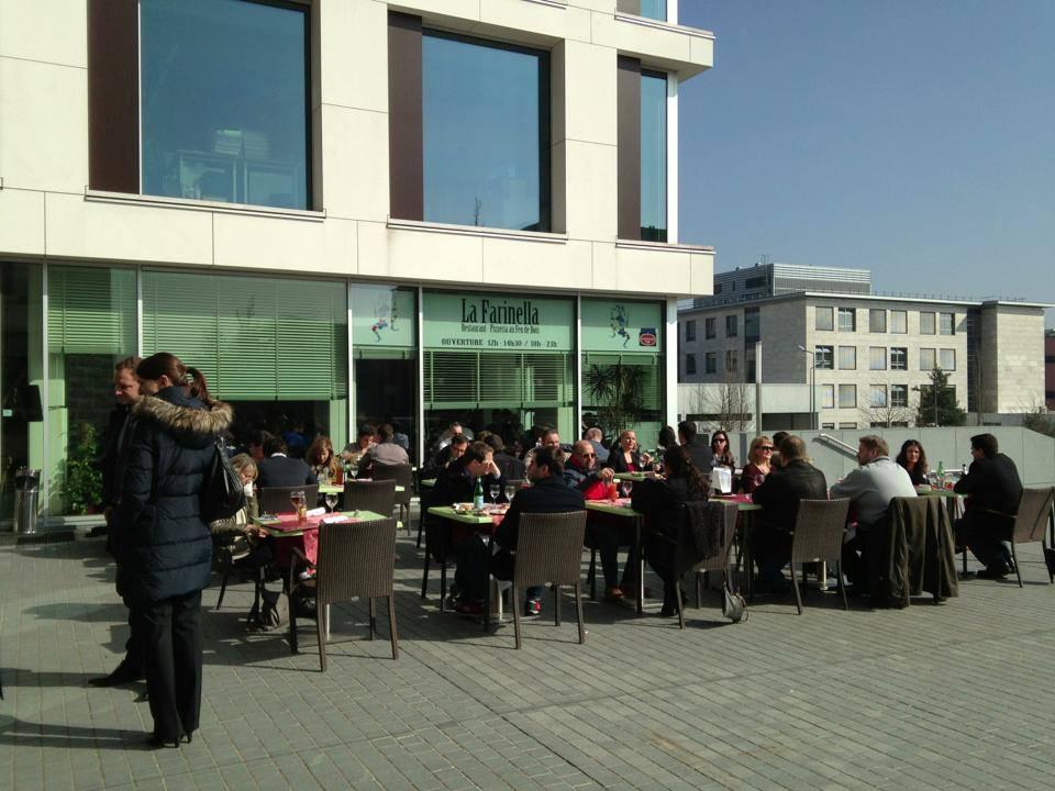 La farinella restaurant luxembourg - Restaurant rue des bains luxembourg ...